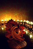 Almachtig Lord Ganesha Royalty-vrije Stock Foto