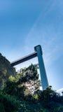 Almada dźwignięcie Lisbon Portugalia Obraz Stock