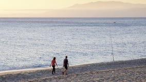 Almadraba de monteleva, cabo de gata, Andalusia, spagna, Europa, la spiaggia Immagini Stock Libere da Diritti