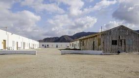 Almadraba de monteleva, cabo de gata, Andalusia, spagna, Europa, vista Fotografie Stock