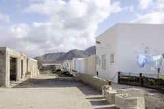 Almadraba de monteleva, cabo de gata, Andalusia, spagna, Europa, vista Fotografia Stock