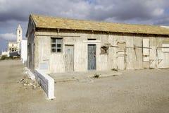 Almadraba de monteleva, cabo de gata, Andalusia, spagna, Europa, vista Fotografia Stock Libera da Diritti
