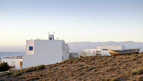 Almadraba de monteleva, cabo de gata, Andalusia, spagna, Europa, vista Immagine Stock