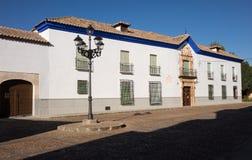 Almagro in Castiglia-La Mancha, Spagna Fotografia Stock