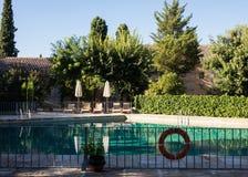 Almagro in Castiglia-La Mancha, Spagna Fotografie Stock Libere da Diritti