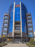 Almaty - Business Center Grand Asia Royalty Free Stock Photo
