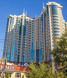 Almaty - Capital Center Royalty Free Stock Images