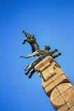 Almaty, Cazaquistão foto de stock royalty free
