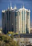 Almaty - centro capitale Immagini Stock