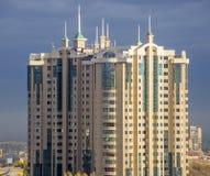 Almaty - centro capitale Immagine Stock Libera da Diritti