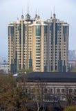 Almaty - centro capitale Fotografia Stock Libera da Diritti