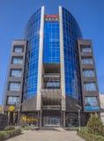 Almaty - centro di affari grande Asia Fotografia Stock Libera da Diritti