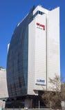 Almaty - centro di affari grande Asia Fotografie Stock
