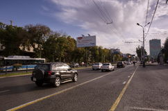 Almaty city Stock Photography