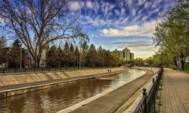 Almaty city. Stock Photography