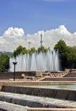 Almaty city. Royalty Free Stock Photos