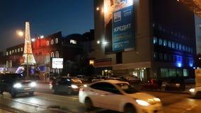 Almaty City. stock video