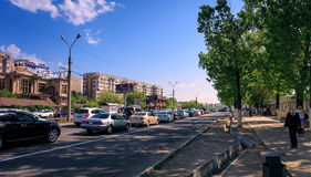 Almaty city. Royalty Free Stock Photo