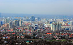 Almaty city. Stock Image