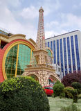Almaty - copia della torre Eiffel Fotografia Stock Libera da Diritti
