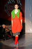 Almaty fashion week Stock Photo