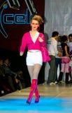 Almaty fashion week Royalty Free Stock Image