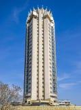 Almaty - hotel il Kazakistan Immagini Stock Libere da Diritti