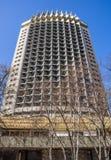 Almaty - hotel il Kazakistan Fotografie Stock Libere da Diritti