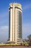 Almaty - hotel il Kazakistan Fotografie Stock