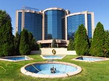 Almaty - hotel intercontinentale Fotografia Stock Libera da Diritti