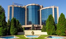 Almaty - hotel intercontinentale Fotografie Stock Libere da Diritti