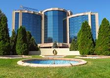 Almaty - hotel intercontinentale Fotografie Stock