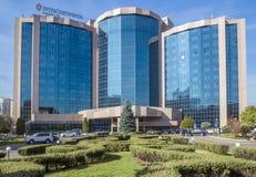 Almaty - hotel intercontinentale Fotografia Stock