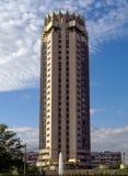 Almaty - Hotel Kazakhstan Stock Photo