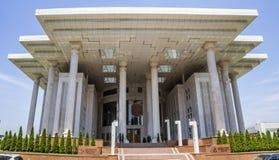 Almaty - il fondamento del primo presidente Fotografia Stock Libera da Diritti