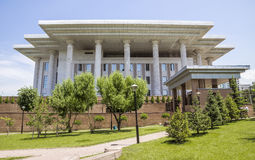 Almaty - il fondamento del primo presidente Fotografie Stock Libere da Diritti