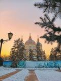 Almaty, il Kazakistan immagine stock