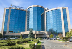 Almaty - InterContinental Hotel Stock Images