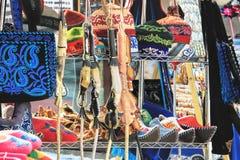 Almaty, Kazakhstan: traditional souvenirs Royalty Free Stock Photography