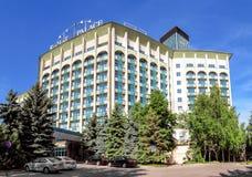 Almaty - l'hotel del palazzo di Rahat Fotografie Stock