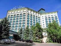 Almaty - l'hotel del palazzo di Rahat Immagini Stock