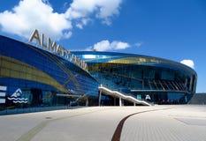 Almaty lodu kompleks zdjęcia stock
