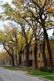 Almaty miasta ulicy Zdjęcie Stock