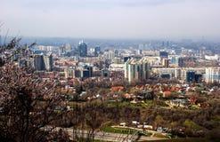 Almaty miasto obrazy royalty free
