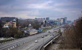 Almaty miasto Zdjęcia Stock