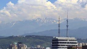 Almaty miasto zbiory wideo