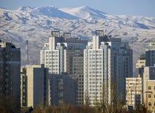Almaty - Modern architecture Royalty Free Stock Photo