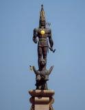 Almaty - monumento di indipendenza Fotografia Stock Libera da Diritti