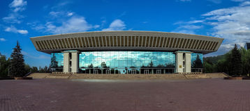 Almaty - Palace of the Republic Royalty Free Stock Photography