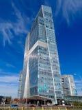 Almaty - Ritz Carlton Tower Fotografia Stock Libera da Diritti
